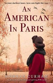 bargain ebooks An American in Paris Historical Fiction by Siobhan Curham