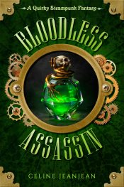 amazon bargain ebooks The Bloodless Assassin Steampunk Fantasy by Celine Jeanjean