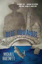 bargain ebooks Blue Gowanus Suspense Thriller by Michael Hartnett