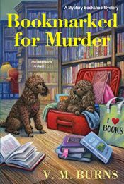 bargain ebooks Bookmarked for Murder Cozy Mystery by V.M. Burns