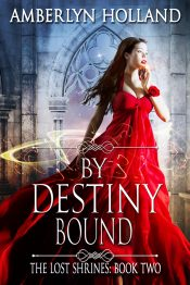 amazon bargain ebooks By Destiny Bound Young Adult/Teen Fantasy Romance by Amberlyn Holland