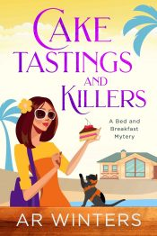 amazon bargain ebooks Cake Tastings and Killers Cozy Mystery by AR Winters