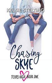 bargain ebooks Chasing Skye Young Adult/Teen by Kelsie Stelting