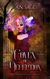 bargain ebooks Coven of Deception Coming of Age Paranormal Mystery by A.N. Sage