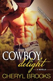 bargain ebooks Cowboy Delight Erotic Romance by Cheryl Brooks