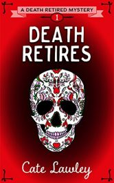 amazon bargain ebooks Death Retires Urban Fantasy by Cate Lawley