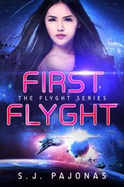 bargain ebooks First Flyght Romantic Science Fiction by S. J. Pajonas