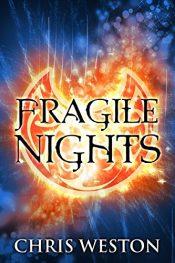 bargain ebooks Fragile Nights Dark Fantasy Horror by Chris Weston