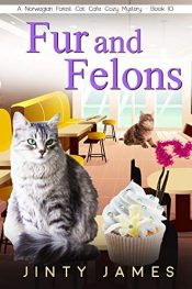 bargain ebooks Fur and Felons Cozy Mystery by Jinty James
