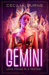 bargain ebooks GEMINI: Love Found In A Fantasy Erotic Romance by Cecilia Burns