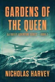 amazon bargain ebooks Gardens of the Queen Action Adventure by Nicholas Harvey