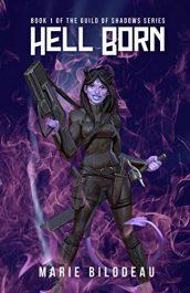 amazon bargain ebooks Hell Born Fantasy by Marie Bilodeau