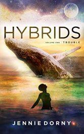amazon bargain ebooks Hybrids, Volume One Science Fiction Adventure by Jennie Dorny