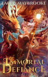 bargain ebooks Immortal Defiance Fantasy by Laura Maybrooke