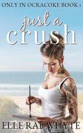 bargain ebooks Just a Crush Clean and Wholesome Romance by Elle Rae Whyte