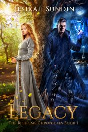 amazon bargain ebooks Legacy Dystopian, fairy tale, Science Fiction/Fantasy by Jesikah Sundin