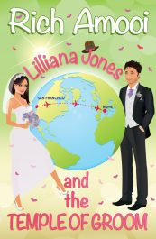 amazon bargain ebooks Lilliana Jones and the Temple of Groom Comedy Romance by Rich Amooi