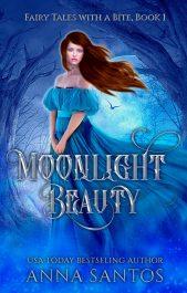 bargain ebooks Moonlight Beauty Romantic Shifter Fantasy by Anna Santos