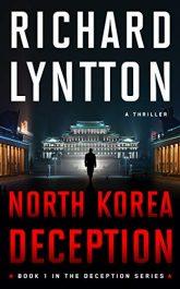 bargain ebooks North Korea Deception International Spy Thriller by Richard Lyntton
