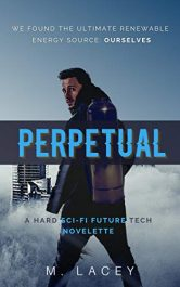 amazon bargain ebooks Perpetual Young Adult/Teen by M Lacey