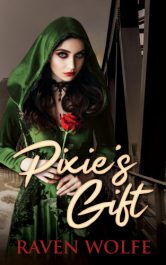 bargain ebooks Pixie's Gift Paranormal Romance by Raven Wolfe