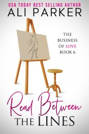 bargain ebooks Read Between the Lines Contemporary Romantic Comedy by Ali Parker