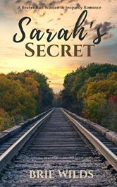 bargain ebooks Sarah's Secret Suspense Romance by Brie Wilds