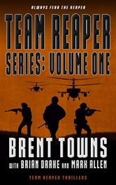 amazon bargain ebooks Team Reaper Series: Volume One Action Adventure by Multiple Authors