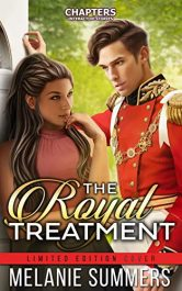 bargain ebooks The Royal Treatment Romantic Comedy by Melanie Summers