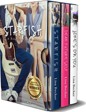 bargain ebooks The Starfish Series Box Set Contemporary Romance by Lisa Becker
