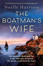 amazon bargain ebooks The Boatman's Wife Historical Fiction by Noelle Harrison