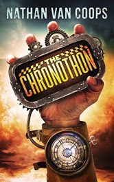 amazon bargain ebooks The Chronothon Young Adult/Teen Time Travel Adventure by Nathan Van Coops
