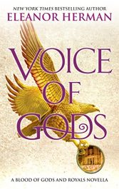 bargain ebooks Voice of Gods Young Adult/Teen Historical Fiction by Eleanor Herman