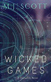 bargain ebooks Wicked Games Urban Fantasy by M.J. Scott