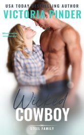amazon bargain ebooks Wicked Cowboy Romance by Victoria Pinder