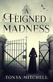 bargain ebooks A Feigned Madness Historical Thriller by Tonya Mitchell