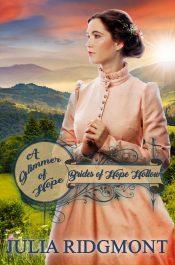 amazon bargain ebooks A Glimmer of Hope Christian Historical Romance by Julia Ridgmont