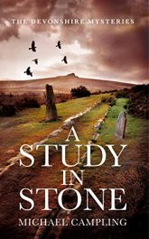 amazon bargain ebooks A Study in Stone Mystery by Michael Campling