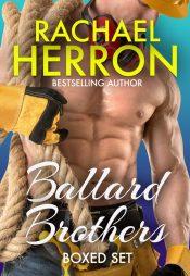 amazon bargain ebooks Ballard Brothers Boxed Set Contemporary Romance by Rachel Herron