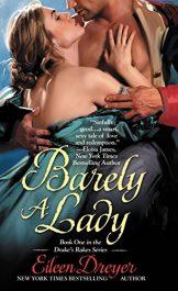 amazon bargain ebooks Barely a Lady Erotic Romance by Eileen Dreyer