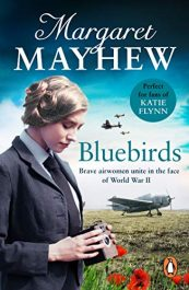 bargain ebooks Bluebirds Historical Fiction by Margaret Mayhew