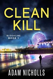 bargain ebooks Clean Kill Thriller by Adam Nicholls