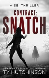 amazon bargain books Contract Snatch Action/Adventure Thriller by Ty Hutchinson