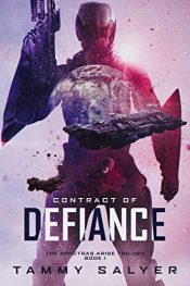 amazon bargain ebooks Contract of Defiance Science Fiction by Tammy Salyer