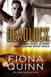 bargain ebooks Deadlock Action Adventure Mystery/Thriller Romance by Fiona Quinn