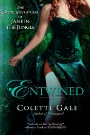 amazon bargain ebooks Entwined: Jane in the Jungle Erotic Romance by Colette Gale
