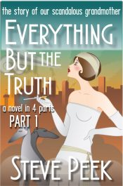 amazon bargain ebooks Everything But the Truth Victorian Age Romance Humor by Steve Peek