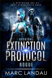bargain ebooks Extinction Protocol Post Apocalyptic Science Fiction by Marc Landau