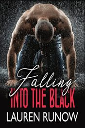 bargain ebooks Falling into the Black Erotic Romance by Lauren Runow