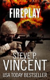 amazon bargain ebooks Fireplay (Jack Emery 0.5) Thriller by Steve P. Vincent